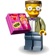 LEGO® Minifigures Simpsons Serie 2 71009-15 - Smithers