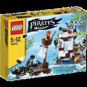 LEGO® Pirates 70410 - Soldaten-Wachposten mit Piratenfloß