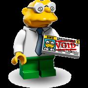 LEGO® Minifigures Simpsons Serie 2 71009-10 - Hans Moleman