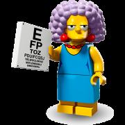 LEGO® Minifigures Simpsons Serie 2 71009-11 - Selma