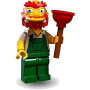 Lego Minifigures Simpsons Serie 2 71009-13 - Hausmeister Willie
