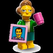 LEGO® Minifigures Simpsons Serie 2 71009-14 - Edna Krabappel