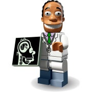 LEGO® Minifigures Simpsons Serie 2 71009-16 - Dr. Hibbert