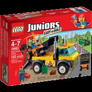 LEGO® Juniors 10683 - Straßenbau-Lastwagen