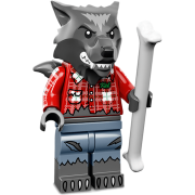 LEGO® Minifigures Serie 14 71010-01 - Wolf-Typ
