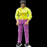 Bruder bworld 60403 - Frau mit mittlerem Hauttyp und lila Hose