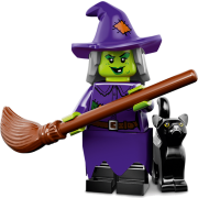 LEGO® Minifigures Serie 14 71010-04 - Schrullige Hexe