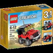 LEGO® Creator 31040 - Wüstenflitzer
