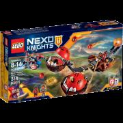 LEGO® NEXO KNIGHTS™ 70314 - Chaos-Kutsche des Monster-Meisters