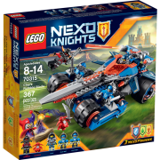 LEGO® NEXO KNIGHTS™ 70315 - Clays Klingen-Cruiser
