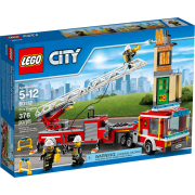 LEGO® City 60112 - Feuerwehrauto mit Kran