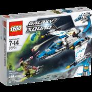 LEGO® Galaxy Squad 70701 - Abwehr-Jet
