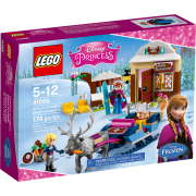 LEGO® Disney Princess 41066 - Annas und Kristoffs Schlittenabenteuer