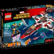 LEGO® Super Heroes 76049 - Avenjet Weltraummission
