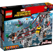 LEGO® Super Heroes 76057 - Spider-Man: Ultimatives Brückenduell der Web-Warriors