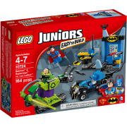 LEGO® Juniors 10724 - Batman™ & Superman™ gegen Lex Luthor™