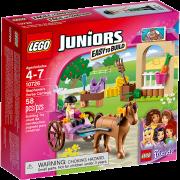Lego Juniors 10726 - Stephanies Pferdekutsche