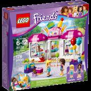 LEGO® Friends 41132 - Heartlake Partyladen