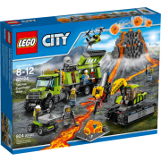 LEGO® City 60124 - Vulkan-Forscherstation
