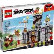 LEGO® Angry Birds 75826 - King Pigs Castle