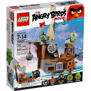 Lego Angry Birds 75825 - Piggy Pirate Ship