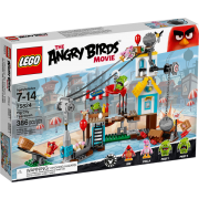 LEGO® Angry Birds 75824 - Pig City Teardown