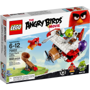 LEGO® Angry Birds 75822 - Piggy Plane Attack