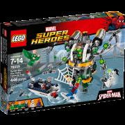 Lego Super Heroes 76059 - Spider-Man: Doc Ocks Tentakelfalle