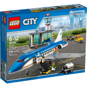 LEGO® City 60104 - Flughafen-Abfertigungshalle