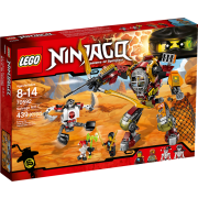 LEGO® NINJAGO® 70592 - Schatzgräber M.E.C.