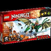 LEGO® NINJAGO® 70593 - Der Grüne Energie-Drache
