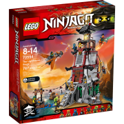 LEGO® NINJAGO® 70594 - Die Leuchtturmbelagerung