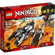 Lego Ninjago 70595 - Ultra-Tarnkappen-Fahrzeug