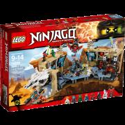 LEGO® NINJAGO® 70596 - Samurai X Höhlenchaos