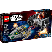 Lego Star Wars 75150 - Vader's TIE Advanced vs. A-Wing Starfighter