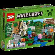 LEGO® Minecraft 21123 - Der Eisengolem