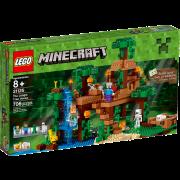 LEGO® Minecraft 21125 - Das Dschungel-Baumhaus
