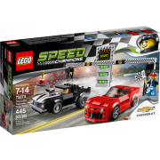 LEGO® Speed Champions 75874 - Chevrolet Camaro Drag Race