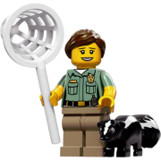 LEGO® Minifigures Serie 15 71011-02 - Kammerjäger