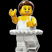 LEGO® Minifigures Serie 15 71011-05 - Ballerina