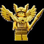 LEGO® Minifigures Serie 15 71011-06 - Geflügelter Krieger