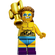 LEGO® Minifigures Serie 15 71011-09 - Wrestling-Champion