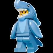 LEGO® Minifigures Serie 15 71011-10 - Mann im Haikostüm