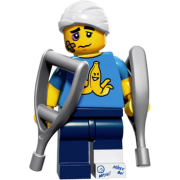 LEGO® Minifigures Serie 15 71011-11 - Tollpatsch