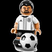 """LEGO® DFB """"Die Mannschaft"""" Minifigures 71014-6 - Sami Khedira"""