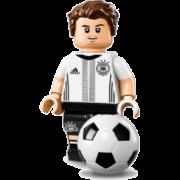 "LEGO® DFB ""Die Mannschaft"" Minifigures 71014-19 - Mario Götze"
