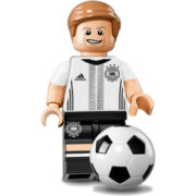 "LEGO® DFB ""Die Mannschaft"" Minifigures 71014-21 - Marco Reus"