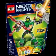 Lego Nexo Knights 70364 - Action Aaron