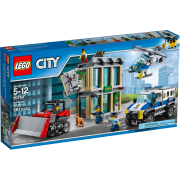 Lego City 60140 - Bankraub mit Planierraupe