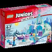 LEGO® Juniors 10736 - Annas & Elsas Eisspielplatz